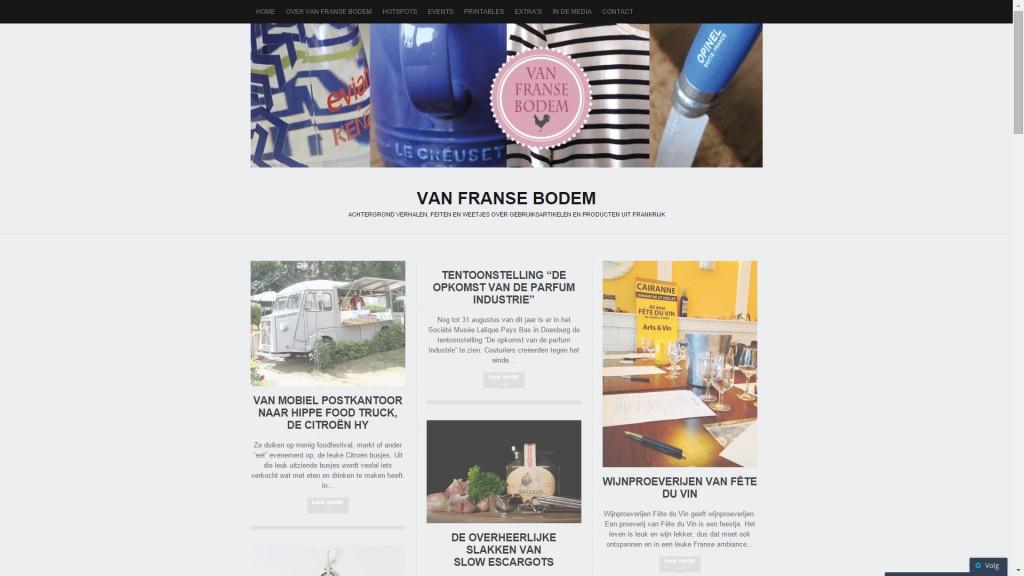 Vanfransebodem.nl