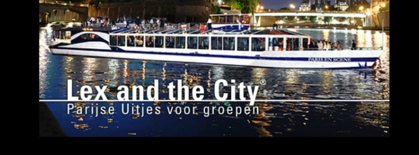 Lex and the City, voor leuke events in Parijs