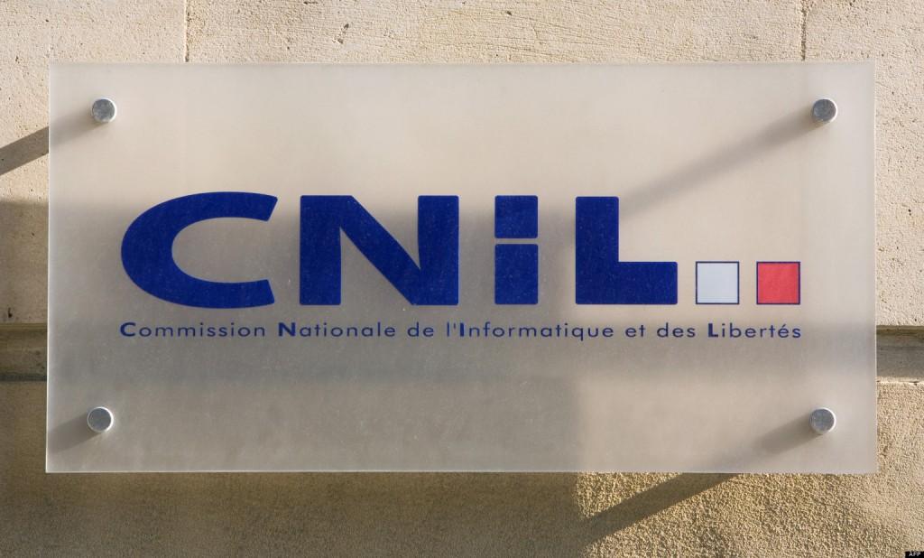 Logo CNIL - Fransemarkt.nl