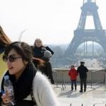 Chinese toeristen gaan het liefst naar Parijs