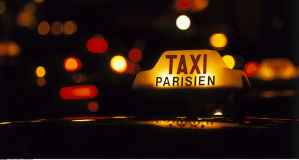 Taxi, Paris