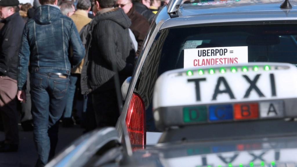 Uberpop clandestines