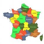 Nieuwe Franse regio's – polémique!