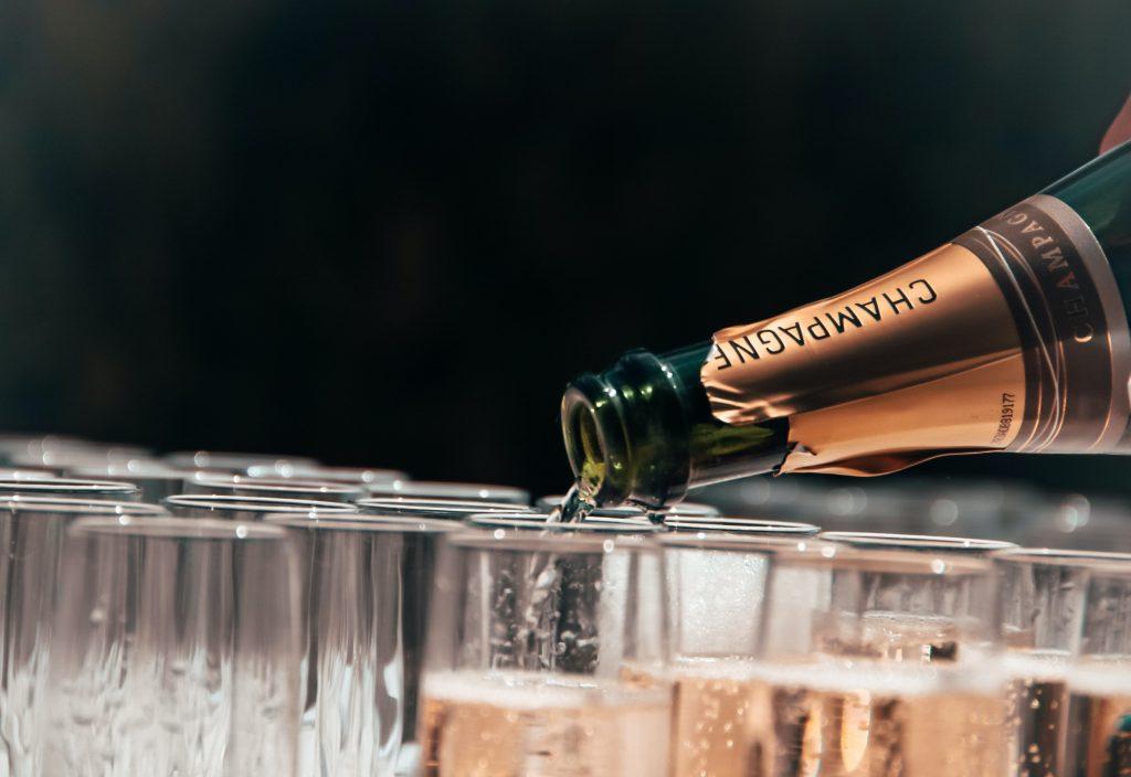 Nederlanders drinken steeds meer Champagne