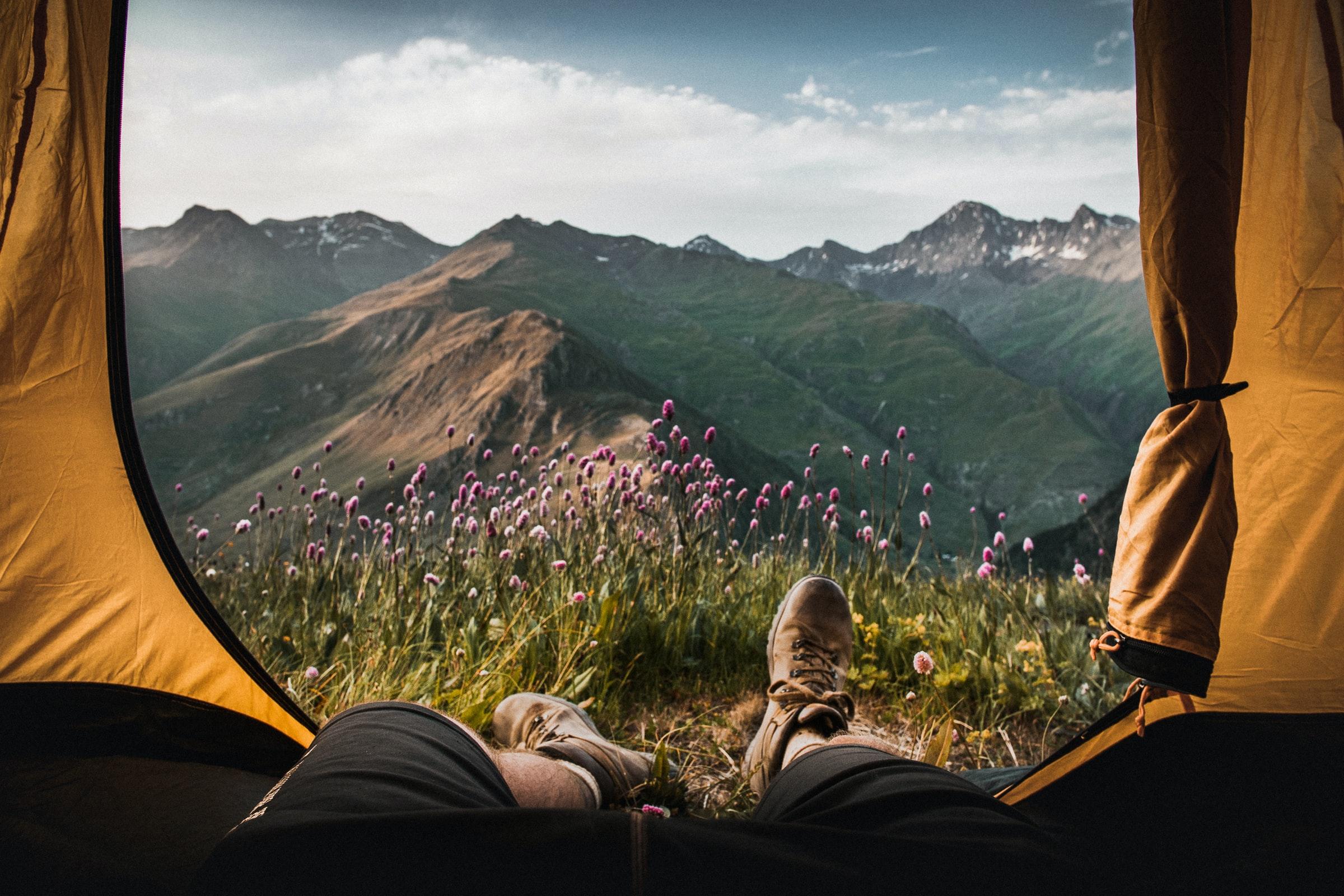 Camping runnen in Frankrijk: Altijd op vakantie?